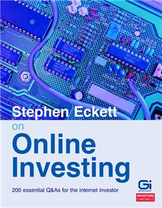 Stephen Eckett On Online Investing