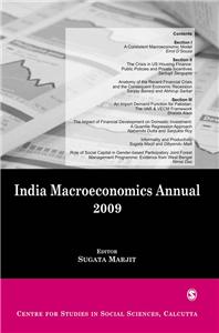 India Macroeconomics Annual 2009