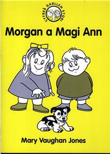 Morgan a Magi Ann