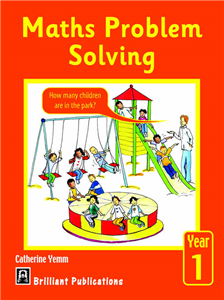 Maths Problem Solving, Year 1