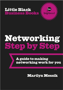 Little Black Business Books - Networking Step By Step