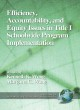 Efficiency, Accountability, and Equity