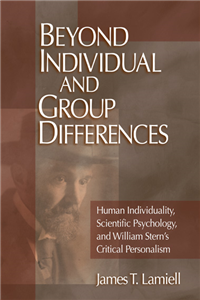 Beyond Individual and Group Differences
