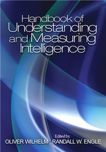 Handbook of Understanding and Measuring Intelligence