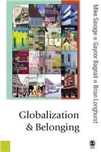 Globalization and Belonging