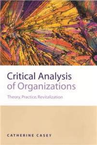 Critical Analysis of Organizations