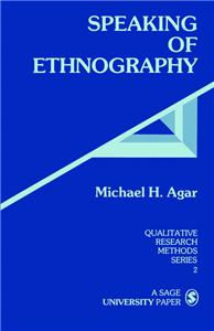 Speaking of Ethnography