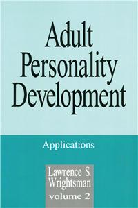 Adult Personality Development