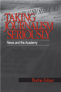 Taking Journalism Seriously